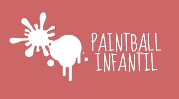 Castillos Hinchables Paintball Infantil